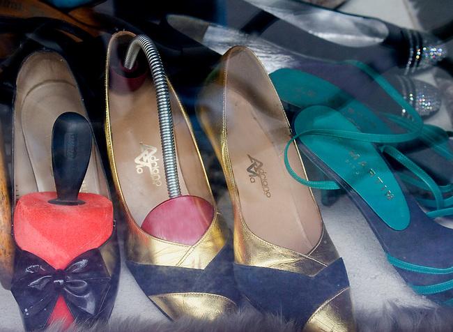 Women's Shoes, Come on Ellen Shop, Paris, France, Europe