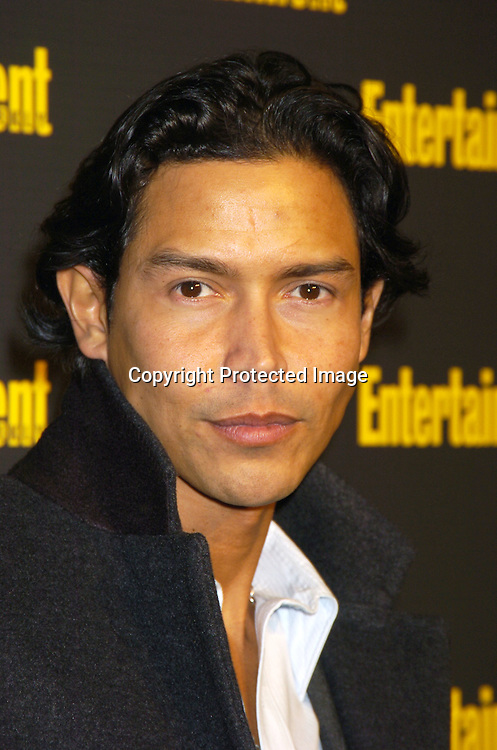 Anthony Ruivivar ..at the 11th Annual Entertainment Weekly Oscar Party on ..Februaty 27, 2005 at Elaine's in New York City. ..Photo by Robin Platzer, Twin Images