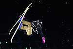 Ski Freestyle Freeski World Cup FIS 2018 - Big Air - Milan. Ski Freestyle World Cup Big Air event in Milan on November 18, 2017; Hoefflin Sarah SUI