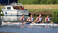 Henley Royal Regatta, Henley on Thames, Oxfordshire, 28 June - 2 July 2017.  Friday  09:19:50   30/06/2017  [Mandatory Credit/Intersport Images]<br /> <br /> Rowing, Henley Reach, Henley Royal Regatta.<br /> <br /> The Wyfold Challenge Cup<br />   Koninklijke Amsterdamsche Roei-en Zeilvereeniging 'De Hoop', Netherlands