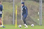 Hoffenheims Benjamin Huebner (Nr.21) am Ball beim Training in der Bundesliga der TSG 1899 Hoffenheim.<br /> <br /> Foto &copy; PIX-Sportfotos *** Foto ist honorarpflichtig! *** Auf Anfrage in hoeherer Qualitaet/Aufloesung. Belegexemplar erbeten. Veroeffentlichung ausschliesslich fuer journalistisch-publizistische Zwecke. For editorial use only.