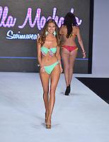 Zella Machado Fashion Show at Miami Beach International Fashion Week, Miami Beach Convention Center, Miami Beach, FL - March 21, 2012
