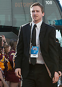 Matt Wilkins (Union - 19) - The Union College Dutchmen defeated the University of Minnesota Golden Gophers 7-4 to win the 2014 NCAA D1 men's national championship on Saturday, April 12, 2014, at the Wells Fargo Center in Philadelphia, Pennsylvania.