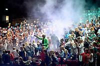 GRONINGEN - Volleybal, Lycurgus - SK Posojilnica Aich/Dob, voorronde Champions League, seizoen 2018-2019, 11-10-2018,  sfeerfoto