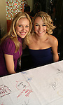 "Amanda Baker - AMC ""Babe Chandler"" and Brianne Moncrief ""Colby"" attends the 22nd Annual Broadway Flea Market and Grand Auction to benefit Broadway Cares / Equity Fights Aids on Sunday 21, 2008 in Shubert Alley, New York City, NY. (Photo by Sue Coflin/Max Photos)"