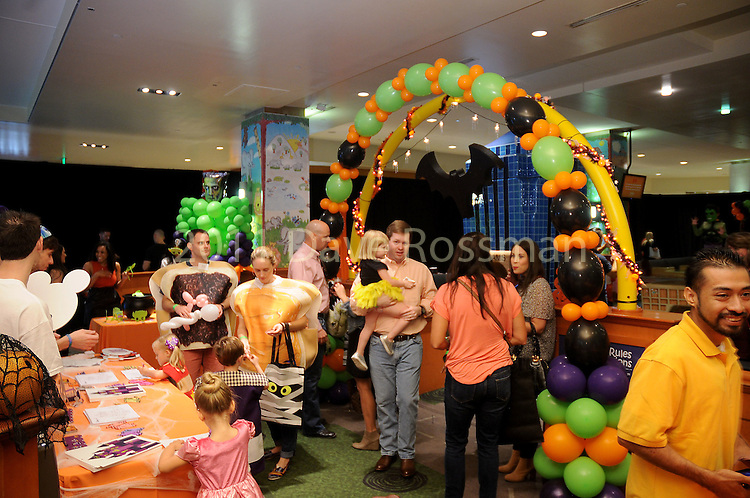 Atmosphere at the Little Galleria Halloween Spooktacular presented by MD Anderson Children's Cancer Hospital at The Galleria Sunday Oct. 30,2016.(Dave Rossman photo)