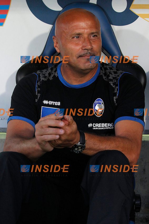Stefano Colantuono Atalanta,<br /> Bergamo 27/7/2013 <br /> Football Calcio 2013/2014 Serie A <br /> Atalanta Vs Udinese <br /> Trofeo Bortolotti  <br /> Foto Marco Bertorello Insidefoto