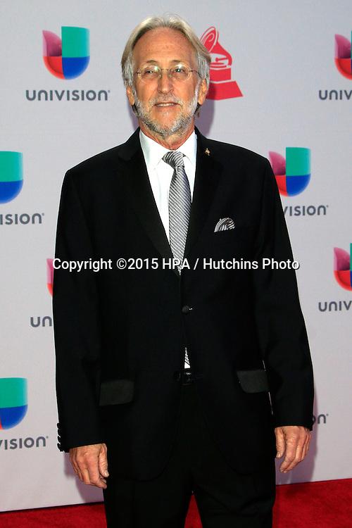 LAS VEGAS - NOV 19:  Neil Portnow at the 16th Latin GRAMMY Awards at the MGM Grand Garden Arena on November 19, 2015 in Las Vegas, NV