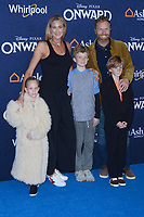 """LOS ANGELES - FEB 18:  Kerri Walsh Jennings at the """"Onward"""" Premiere at the El Capitan Theater on February 18, 2020 in Los Angeles, CA"""