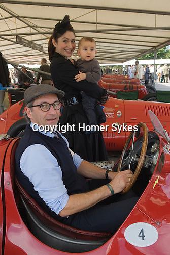 Goodwood Festival of Speed. Goodwood Sussex. UK. SUZI STEINKE