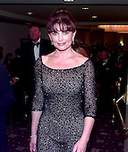 Actress Roma Downey attends the 1999 White House Correspondents Association Dinner at the Washington Hilton Hotel in Washington, D.C. on May 1, 1999..Credit: Ron Sachs / CNP