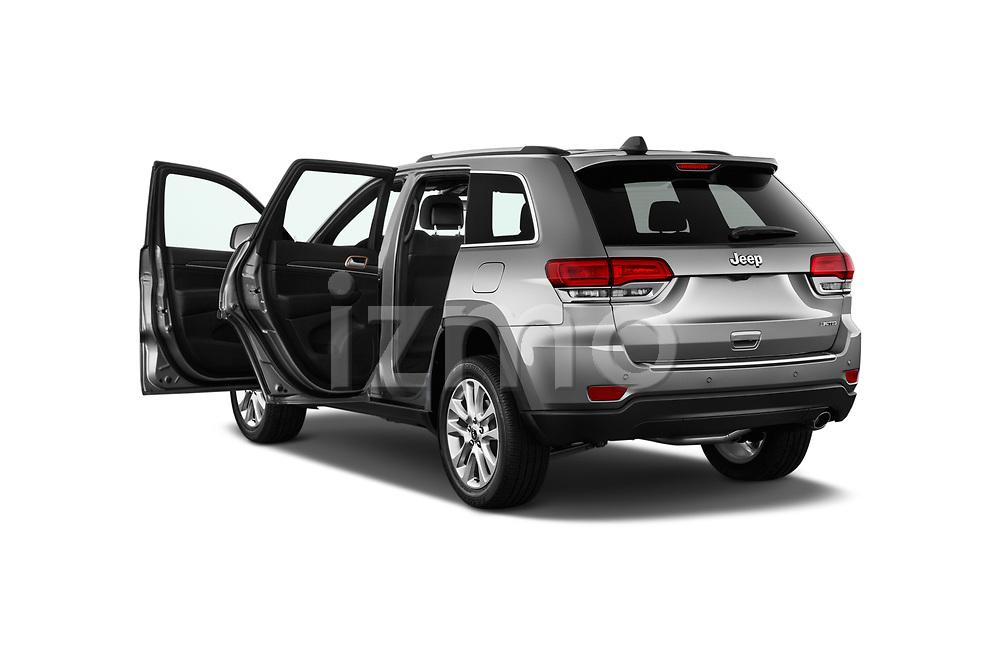 Car images of 2017 JEEP Grand-Cherokee Limited 5 Door SUV Doors
