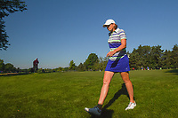 Juli Inkster (USA) heads to 3 during round 1 of the 2018 KPMG Women's PGA Championship, Kemper Lakes Golf Club, at Kildeer, Illinois, USA. 6/28/2018.<br /> Picture: Golffile | Ken Murray<br /> <br /> All photo usage must carry mandatory copyright credit (&copy; Golffile | Ken Murray)