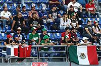 AFICION , durante el partido de beisbol entre<br /> Criollos de Caguas de Puerto Rico contra las &Aacute;guilas Cibae&ntilde;as de Republica Dominicana, durante la Serie del Caribe realizada en estadio Panamericano en Guadalajara, M&eacute;xico,  s&aacute;bado 4 feb 2018. <br /> (Foto  / Luis Gutierrez)