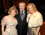 From left: honoree Harriet and Gill Gertner with Mary Ann McKeithan at the Winter Ball benefiting the Houston Gulf Coast/South Texas Chapter of the Crohn's & Colitis Foudation of America at the InterContinental Hotel Saturday Jan. 23,2010.(Dave Rossman/For the Chronicle)