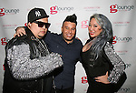 Brooklyn, Johnny Donovan and Guest ATTEND OXYGEN'S BAD GIRLS CLUB MIAMI SEASON FINALE RED CARPET EVENT