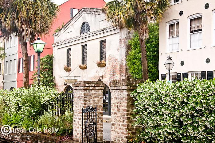 Johnson's Row in Charleston, SC