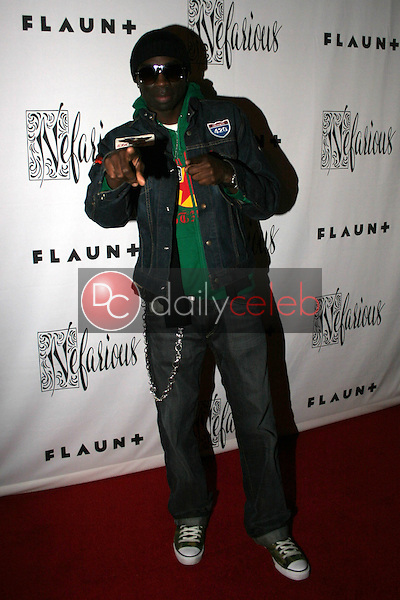 Sam Sarpong<br /> at Flaunt Magazine Presents Nefarious Fine Jewelry Hosted by Velvet Revolver, Black Steel Restaurant, Hollywood, CA. 04-06-06<br /> Marty Hause/DailyCeleb.com 818-249-4998