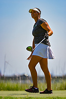 Maria Torres (PRI) watches her tee shot on 8 during round 3 of the 2019 US Women's Open, Charleston Country Club, Charleston, South Carolina,  USA. 6/1/2019.<br /> Picture: Golffile | Ken Murray<br /> <br /> All photo usage must carry mandatory copyright credit (© Golffile | Ken Murray)