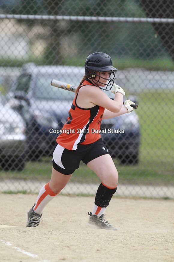 2011 U16 Oregon Softball Fast Pitch.