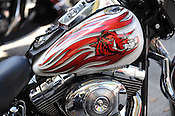 Motorcycles from Bikes, Blues & BBQ 2015