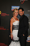Don Diamont & wife Cindy at the 38th Annual Daytime Entertainment Emmy Awards 2011 held on June 19, 2011 at the Las Vegas Hilton, Las Vegas, Nevada. (Photo by Sue Coflin/Max Photos)