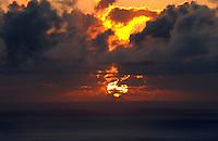 Sunset La Palma, ,Canary Islands.