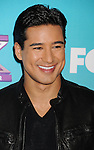 LOS ANGELES, CA - NOVEMBER 05: Mario Lopez  arrives at FOX's 'The X Factor' finalists party at The Bazaar at the SLS Hotel Beverly Hills on November 5, 2012 in Los Angeles, California.
