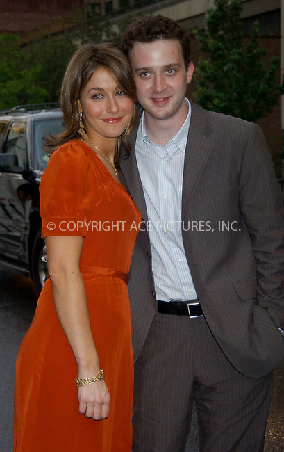WWW.ACEPIXS.COM . . . . . ....NEW YORK, MAY 18, 2006....Kat Foster and Eddie Kaye Thomas at the FOX Broadcasting Company Upfront.....Please byline: KRISTIN CALLAHAN - ACEPIXS.COM.. . . . . . ..Ace Pictures, Inc:  ..(212) 243-8787 or (646) 679 0430..e-mail: picturedesk@acepixs.com..web: http://www.acepixs.com