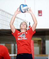 Stony Brook Volleyball at UHart 9/26/2014