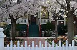 Home in spring in Los Gatos