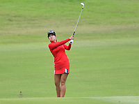 SINGAPORE - FEBRUARY 01: Jenny Shin of South Korea on the 5th fairway during the second round of the HSBC Women's World Championship 2019 at Sentosa Golf Club - Tanjong Course, Singapore on March 01, 2019.<br /> .<br /> .<br /> .<br /> (Photo by: Naratip Golf Srisupab/SEALs Sports Images)<br /> .<br /> Any image use must include a mandatory credit line adjacent to the content which should read: Naratip Golf Srisupab/SEALs Sports Images