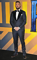 Tony Bellew at the &quot;Black Panther&quot; European film premiere, Hammersmith Apollo (Eventim Apollo), Queen Caroline Street, London, England, UK, on Thursday 08 February 2018.<br /> CAP/CAN<br /> &copy;CAN/Capital Pictures