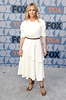 BEVERLY HILLS - AUGUST 7: Jennie Garth attends the FOX 2019 Summer TCA All-Star Party on New York Street on the FOX Studios lot on August 7, 2019 in Los Angeles, California. (Photo by Scott Kirkland/FOX/PictureGroup)