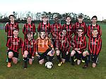 Laytown U-13. Photo:Colin Bell/pressphotos.ie