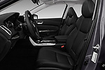 Front seat view of a 2018 Acura TLX AUTO 4 Door Sedan front seat car photos