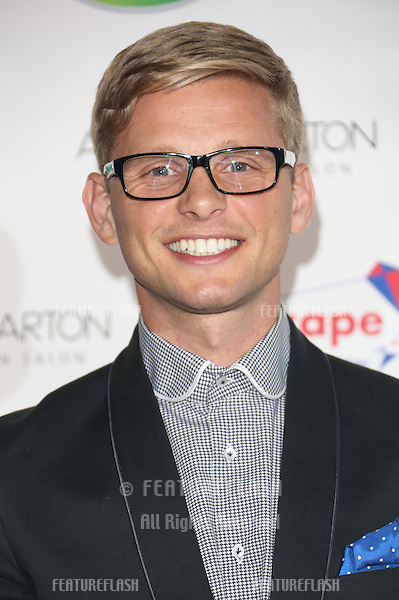 Jeff Brazier arriving for the Specsavers Spectacle Wearer of the Year 2012 held at Battersea Power Station, London. 30/10/2012 Picture by: Henry Harris / Featureflash