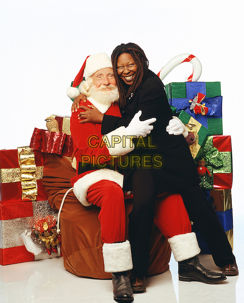 Call Me Claus (2001) (TV Movie) <br /> Nigel Hawthorne, Whoopi Goldberg<br /> *Filmstill - Editorial Use Only*<br /> CAP/KFS<br /> Image supplied by Capital Pictures