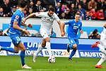 11.05.2019, PreZero Dual Arena, Sinsheim, GER, 1. FBL, TSG 1899 Hoffenheim vs. SV Werder Bremen, <br /> <br /> DFL REGULATIONS PROHIBIT ANY USE OF PHOTOGRAPHS AS IMAGE SEQUENCES AND/OR QUASI-VIDEO.<br /> <br /> im Bild: Claudio Pizarro (SV Werder Bremen #4)<br /> <br /> Foto &copy; nordphoto / Fabisch