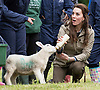 03.05.2017; Gloucester, UK: DUCHESS OF CAMBRIDGE FEEDS STINKY THE LAMB<br /> Kate Middleton was given a run around by the six-week old lamb called &ldquo;Stinky&rdquo; when she fed it a bottle of milk.<br />  The Duchess was visiting a Farm for City Children in Arlingham, to see their work giving young people from inner cities the chance to spend a week on a real working farm.<br /> The charity offers urban children from all over the country a unique opportunity to live and work together for a week at a time on a real farm in the heart of the countryside. It is an intense, &lsquo;learning through doing&rsquo; experience of a different life &ndash; for children who may not know where their food comes from and have limited opportunities to explore the outside world.<br /> Mandatory Photo Credit: &copy;Francis Dias/NEWSPIX INTERNATIONAL<br /> <br /> IMMEDIATE CONFIRMATION OF USAGE REQUIRED:<br /> Newspix International, 31 Chinnery Hill, Bishop's Stortford, ENGLAND CM23 3PS<br /> Tel:+441279 324672  ; Fax: +441279656877<br /> Mobile:  07775681153<br /> e-mail: info@newspixinternational.co.uk<br /> Usage Implies Acceptance of OUr Terms &amp; Conditions<br /> Please refer to usage terms. All Fees Payable To Newspix International