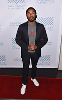 SAN RAFAEL, CA - OCTOBER 07: Kelvin Harrison Jr. arrives at the Centerpiece Film 'Waves' during the 42nd Mill Valley Film Festival at Christopher B. Smith Rafael Film Center on October 9, 2019 in San Rafael, California. Photo: imageSPACE for the Mill Valley Film Festival/MediaPunch