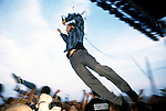 Dexter Holland.The Offspring.The Stone Pony Lot.Asbury Park, NJ.