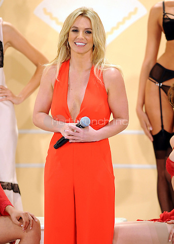 New York, NY-September 9:  Britney Spears attends the unveiling of the intimate Britney Spears on September 9, 2014 at the New York Public Library  in New York City. Credit: John Palmer/MediaPunch