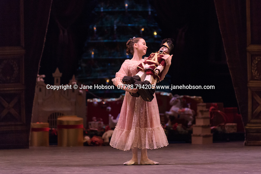Nutcracker English National Ballet London Coliseum London