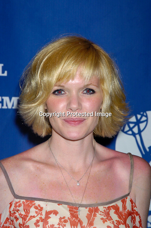 Maura West..at the Daytime Emmy Creative Craft Awards on May 15, 2004 at the Marriott Marquis Hotel.                                        Photo by Robin Platzer, Twin Images