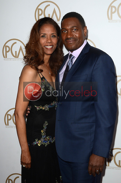 Mykelti Williamson<br /> at the 2017 Producers Guild Awards, Beverly Hilton Hotel, Beverly Hills, CA 01-28-17<br /> David Edwards/DailyCeleb.com 818-249-4998