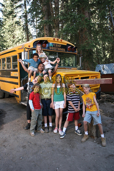 Molly Jepson, Spencir Bridges, Talon G. Akerman, Cuba Gooding Jr., Tyger Rawlings, Taggart Hurtubise, Tad D'Agostino, Telise Galanis, Dallin Boyce, Zachary Allen<br /> in Daddy Day Camp (2007) <br /> *Filmstill - Editorial Use Only*<br /> CAP/NFS<br /> Image supplied by Capital Pictures