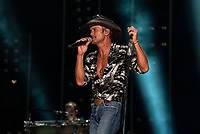 NASHVILLE, TENNESSEE - JUNE 08: Tim McGraw performs onstage during day 3 of the 2019 CMA Music Festival on June 8, 2019 in Nashville, Tennessee. <br /> CAP/MPI/IS/AW<br /> ©MPIIS/AW/Capital Pictures