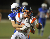 Rogers Heritage at Rogers High football 10/2/15