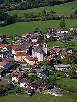 Blick vom Adlerhorst auf Nassereith, Imst. Tirol, &Ouml;sterreich, Europa<br /> Nasereith seen from Adlerhorst, Imst, Tyrol, Austria, Europe